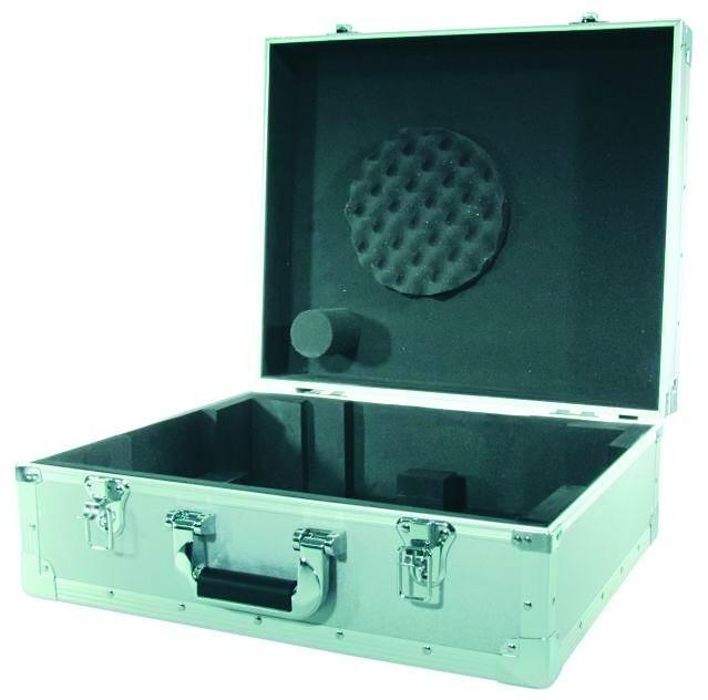 Fotografie Case pro gramofon S stříbrný