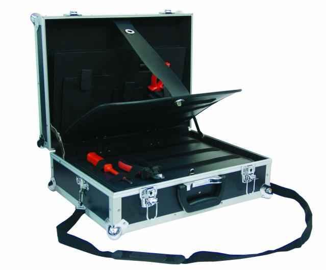 Univerzální kufr na nářadí, černý