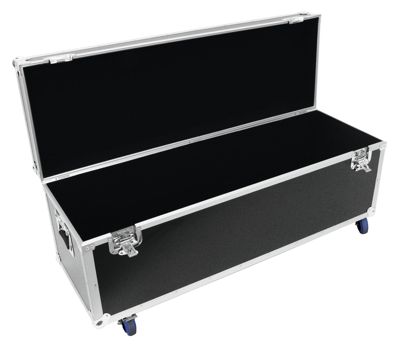 Univerzální transportní Case, 1200 x 400 x 430 mm, 7 mm, s kolečky