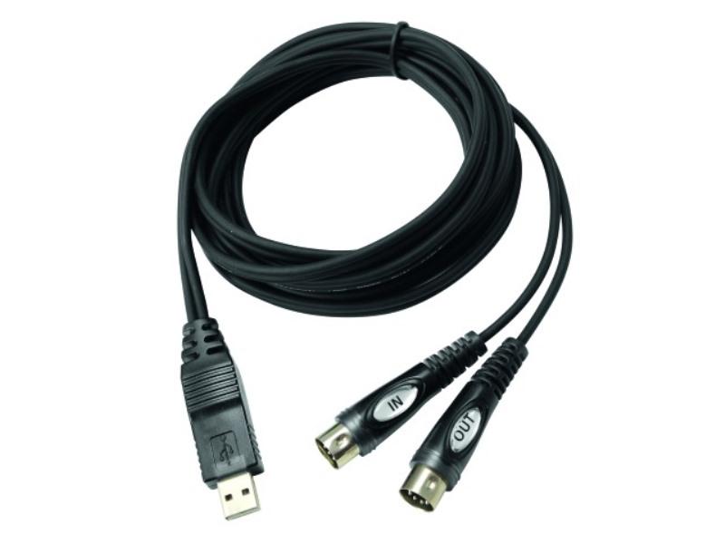 Kabel UM-30 USB-MIDI adaptér, 3 m