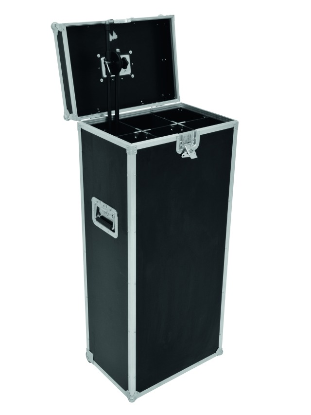 Fotografie Transportní case pro 6ks mikrofonních stojanů
