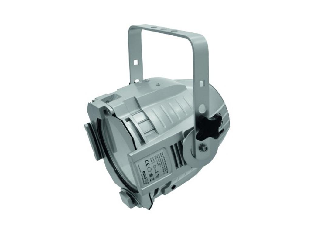Eurolite LED PAR ML-56 COB 5600K 100W 60°, stříbrný