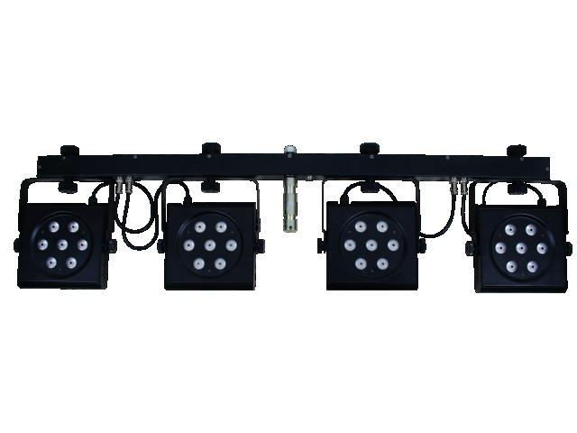 Fotografie Eurolite LED KLS-801, 28x 3W TCL DMX, světelná rampa