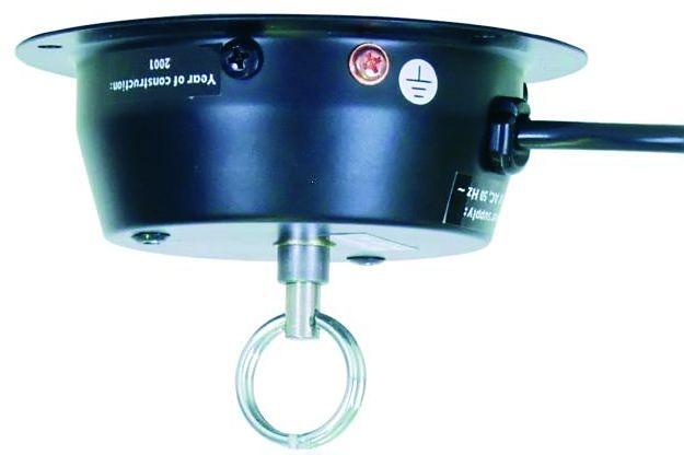 Fotografie Motorek 3 Ot/min, pro koule do 40 cm, s přívodním kabelem