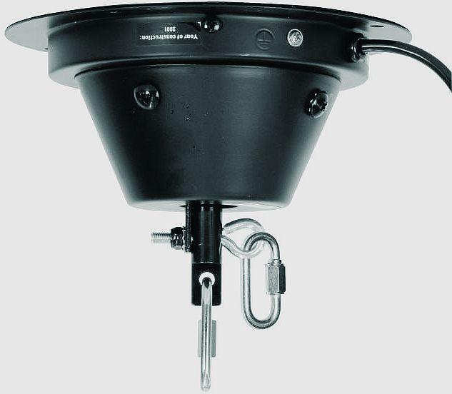 Fotografie Eurolite Motorek 1,5 O/min, pro zrcadlové koule do 50 cm