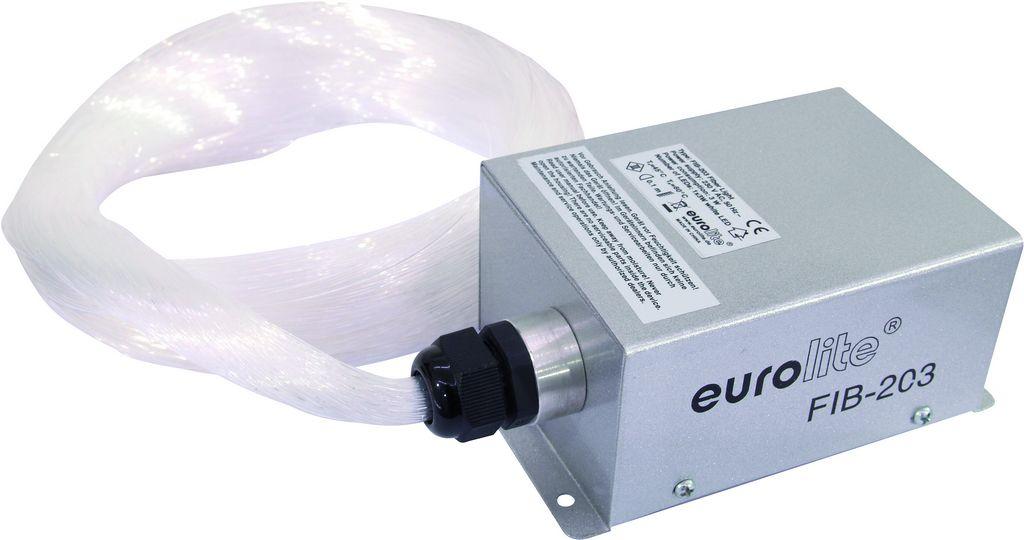 FIB 203 optické vlákno, 1x 3W LED, SC, 2m