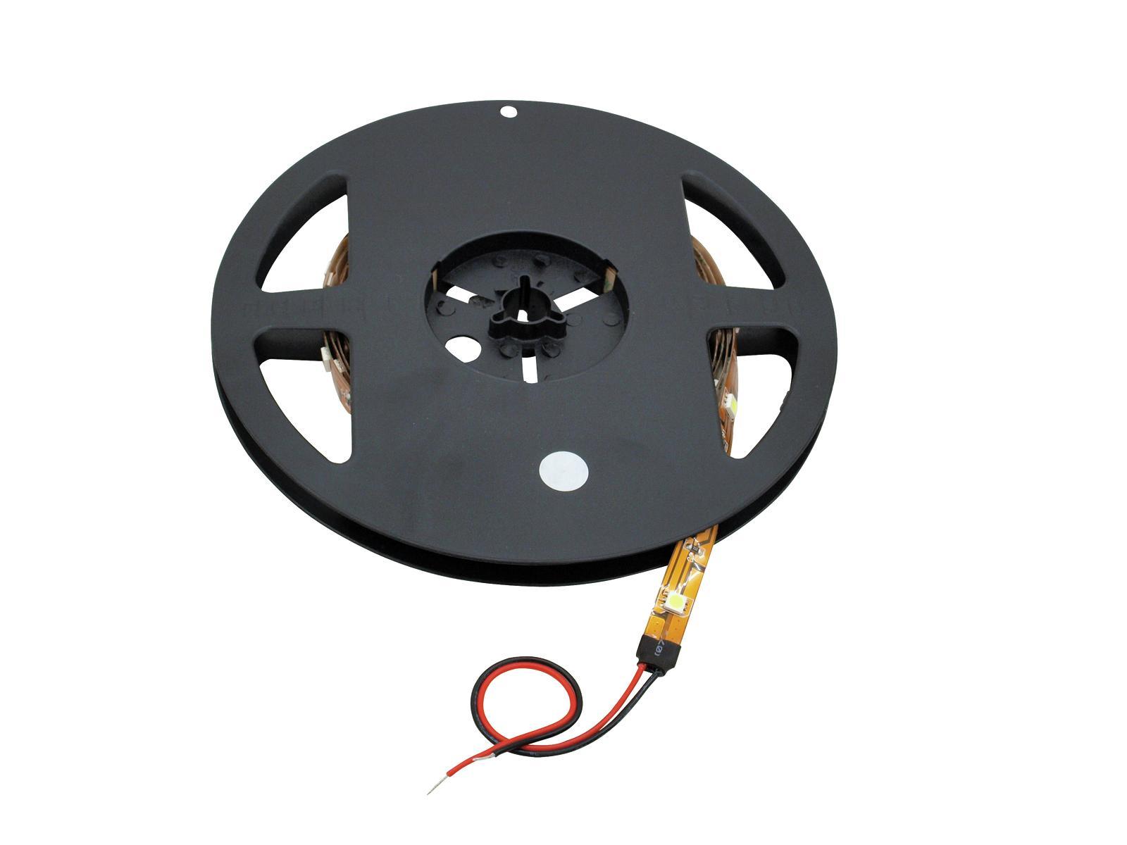 Eurolite LED 5050 Ribbon H 5m 150 LEDs, 3000K, 12V