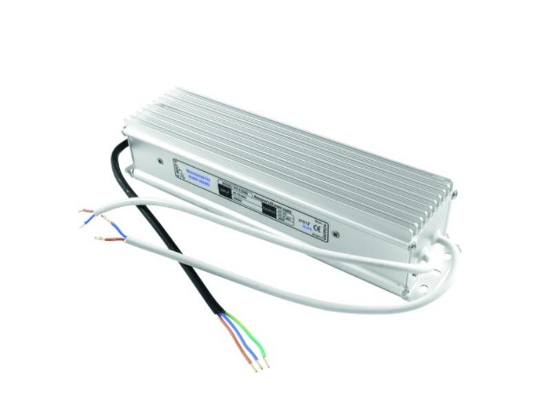 Fotografie Transformátor elektronický 12V / 16,66A, IP67, pro LED
