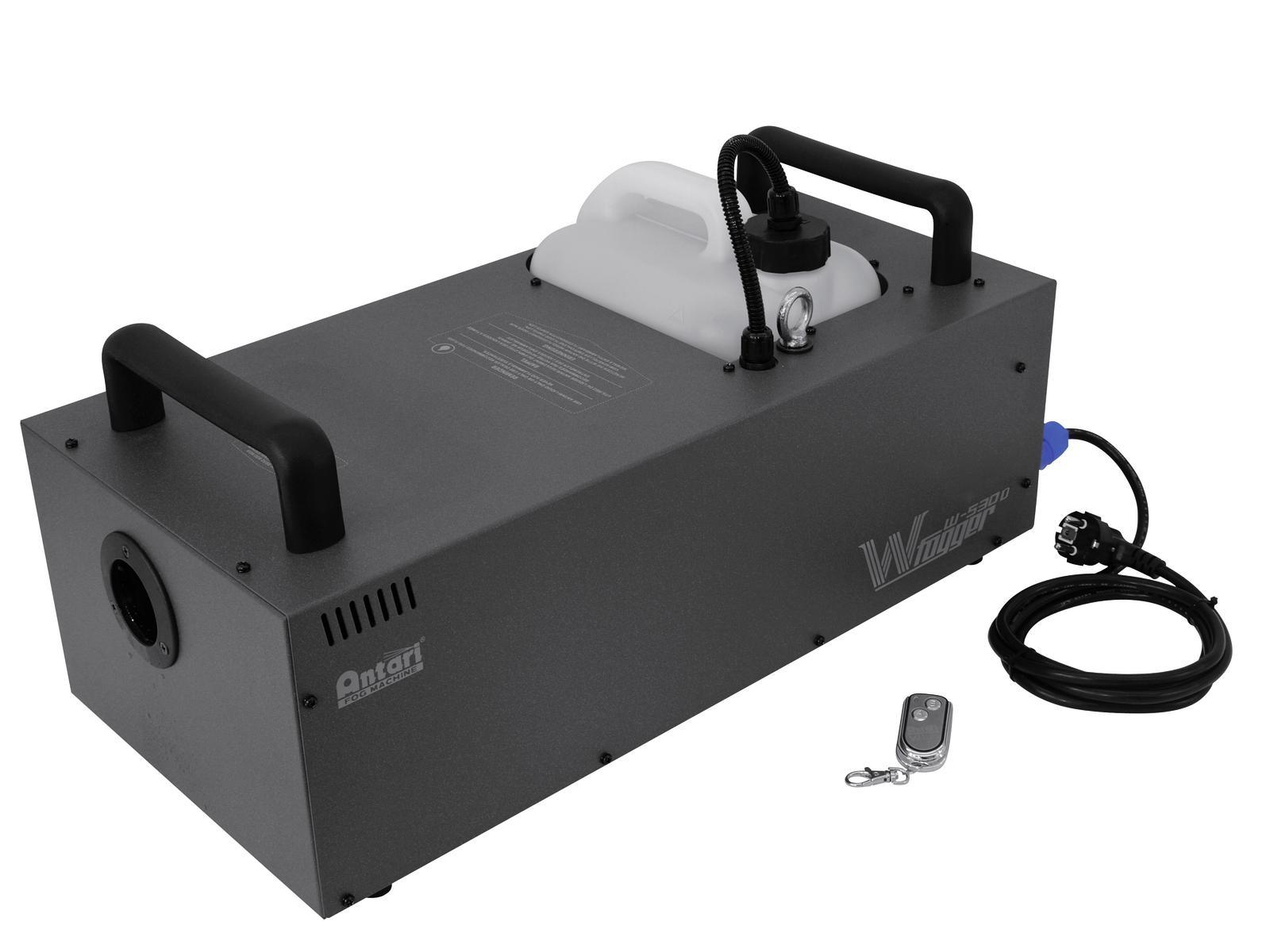 Fotografie Antari W-530D Pro výrobník mlhy 3000W