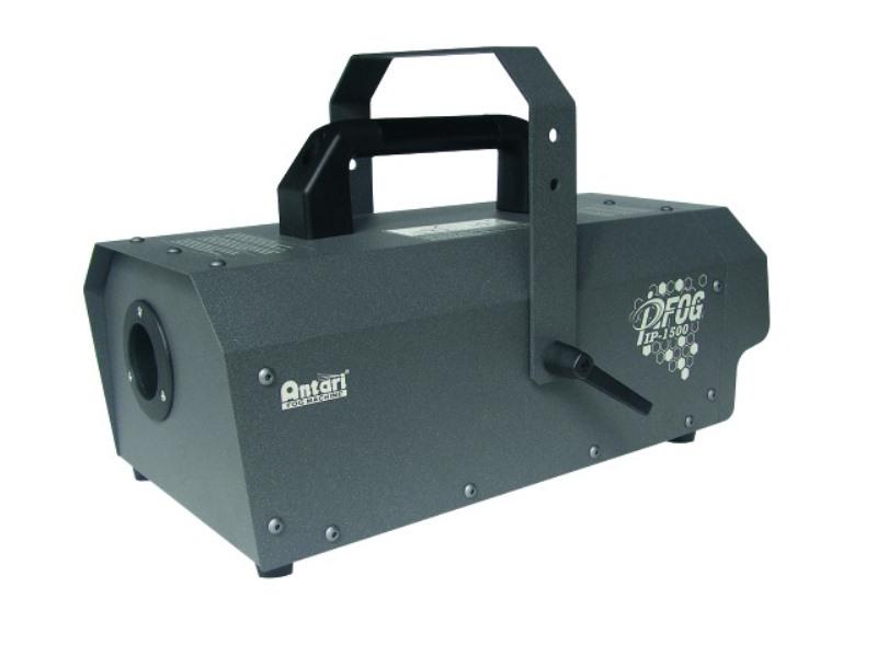 Fotografie Antari IP-1500 výrobník mlhy s IP krytím