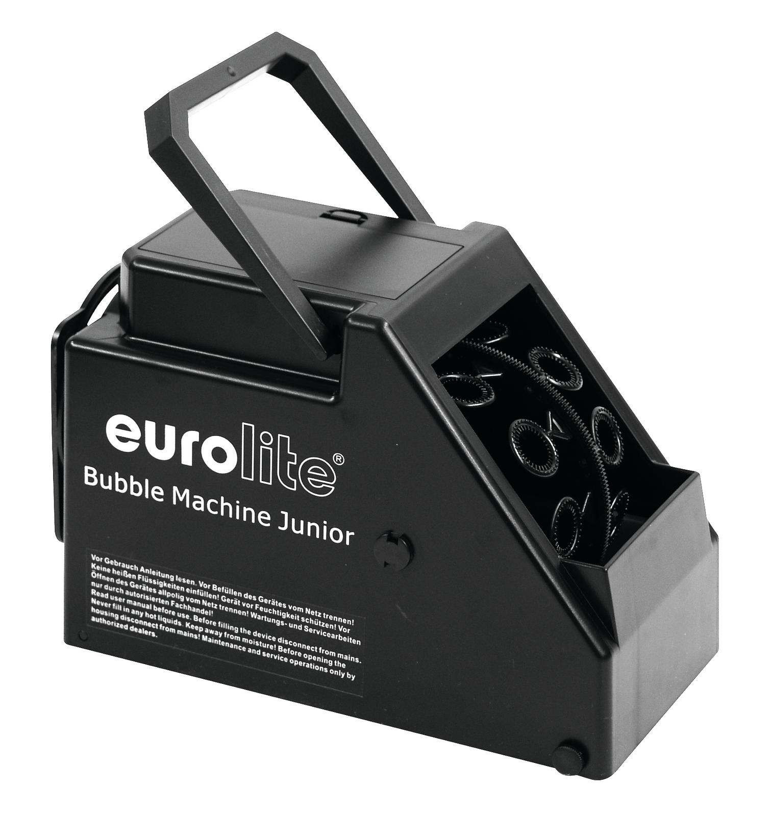 Eurolite Junior bublifuk