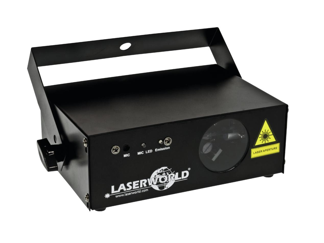 Fotografie Laserworld EL-60G MKII