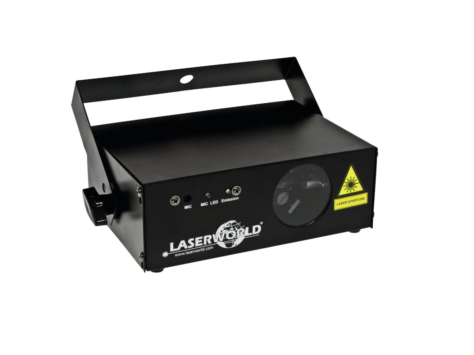 Fotografie Laserworld EL-120R MKII