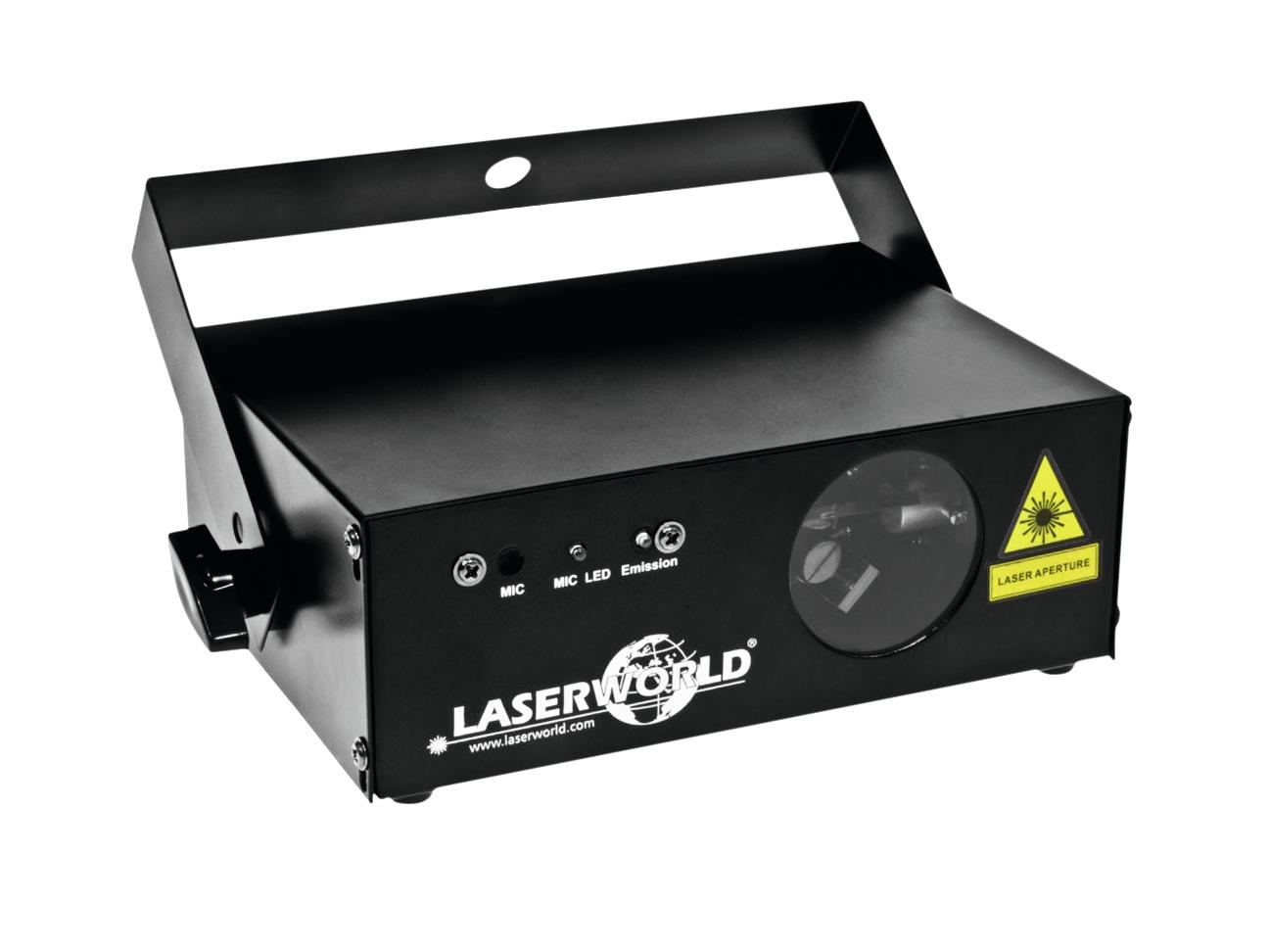 Fotografie Laserworld EL-150B laser