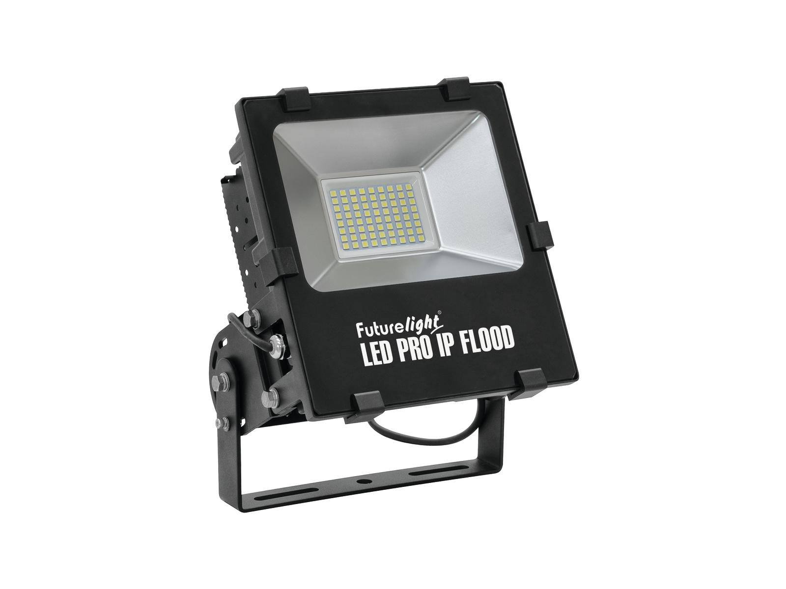 Futurelight LED PRO IP Flood 72 SMD, venkovní reflektor, IP65