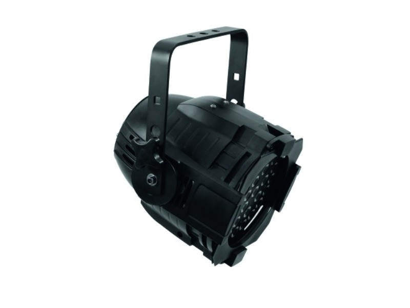 Fotografie Eurolite LED PAR ML-56 BCL 36x4W DMX, stříbrný