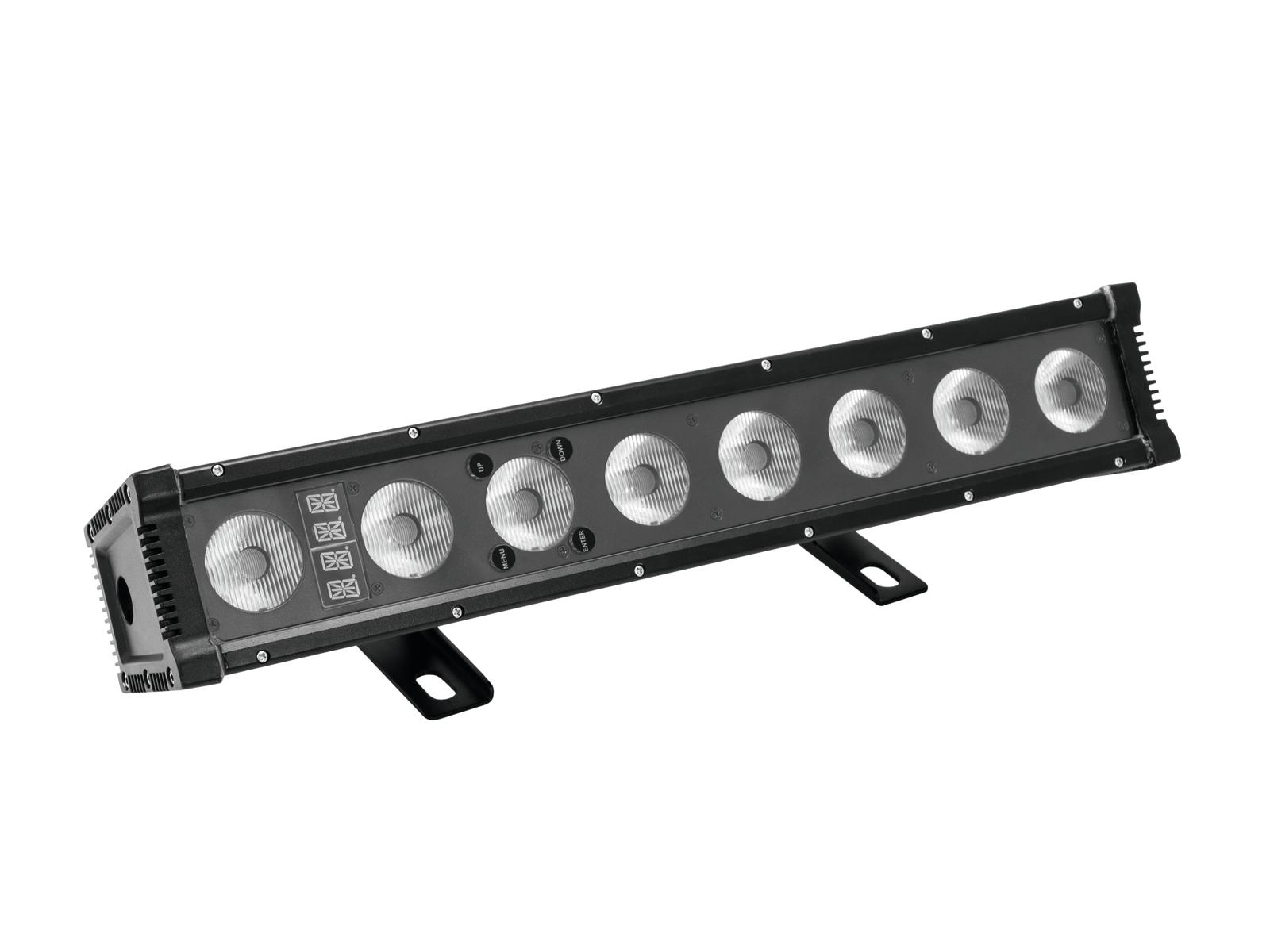 Fotografie Eurolite LED IP T1000, 8x10W QCL, IP65, DMX, světelná lišta