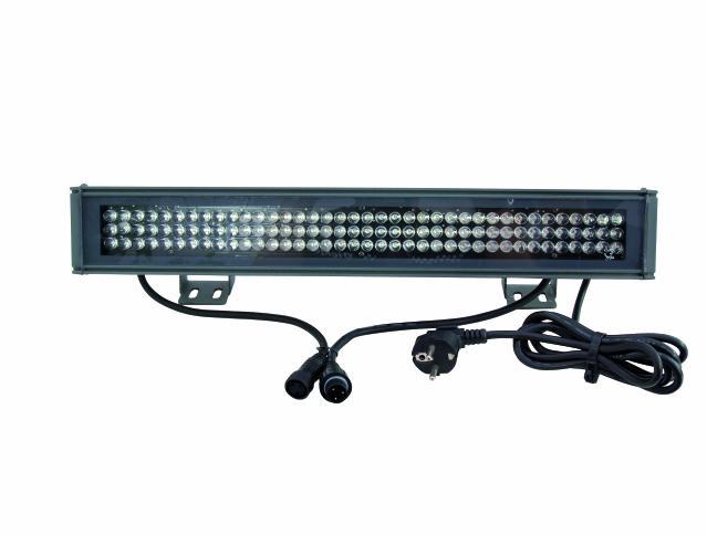 Eurolite LED T500 RGB IP65, 114x 10mm, 20°