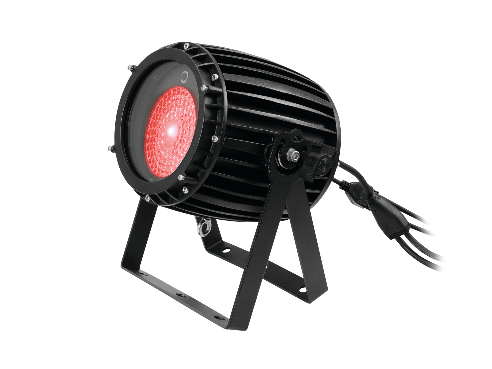 Eurolite LED IP PAR Z60 RGBW, 1xCOB LED, Zoom, IP65