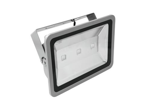Eurolite LED IP FL-150 COB RGB 120° s dálkovým ovladačem, stříbrný
