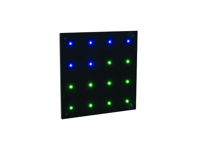 Fotografie Eurolite LED panel 16 DMX
