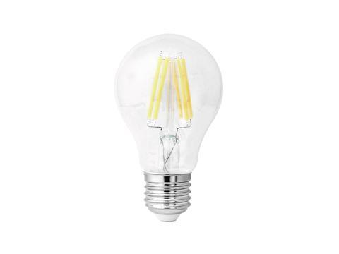 Fotografie 230 V, E 27, 4W, 3000K Omnilux LED vlákna, typ A60