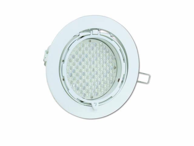 Fotografie Eurolite LED DLS-235 W/A zápustný reflektor
