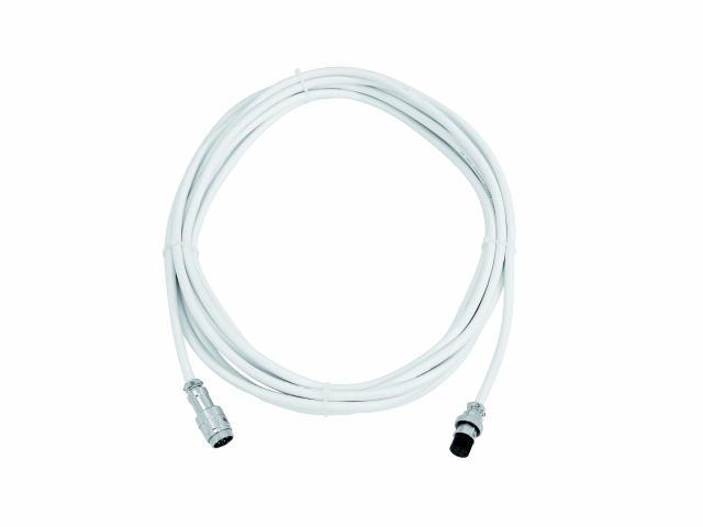 Fotografie Prodlužovací kabel pro LED ball, 6 m, bílý