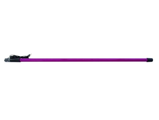 Eurolite neónová tyč T8, 36 W, 134 cm, růžová, L