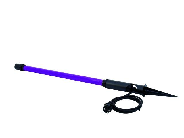 Venkovní neónová tyč T8, 18 W, 70 cm, fialová L