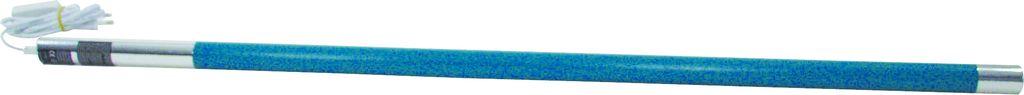 Neonová zářivka 105cm, 21W, tyrkysová