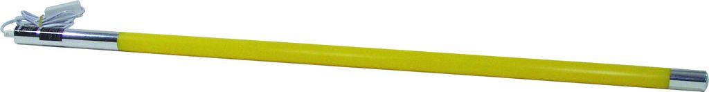 Neonová zářivka 105cm, 21W, žlutá