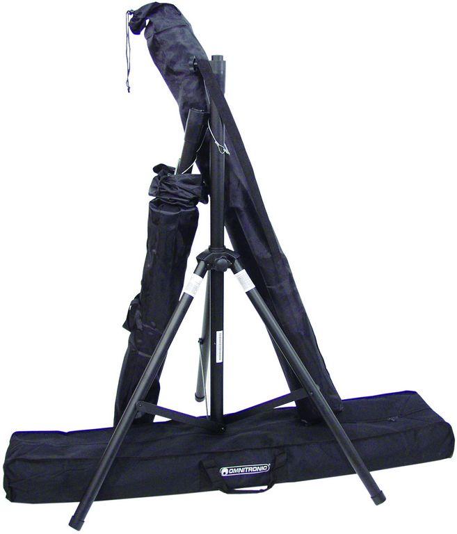 Taška přepravní pro 2 repro stojany do 120cm