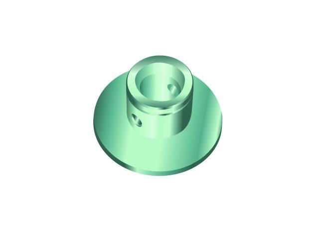 Singlelock základní deska SBPR (kruhová), samice