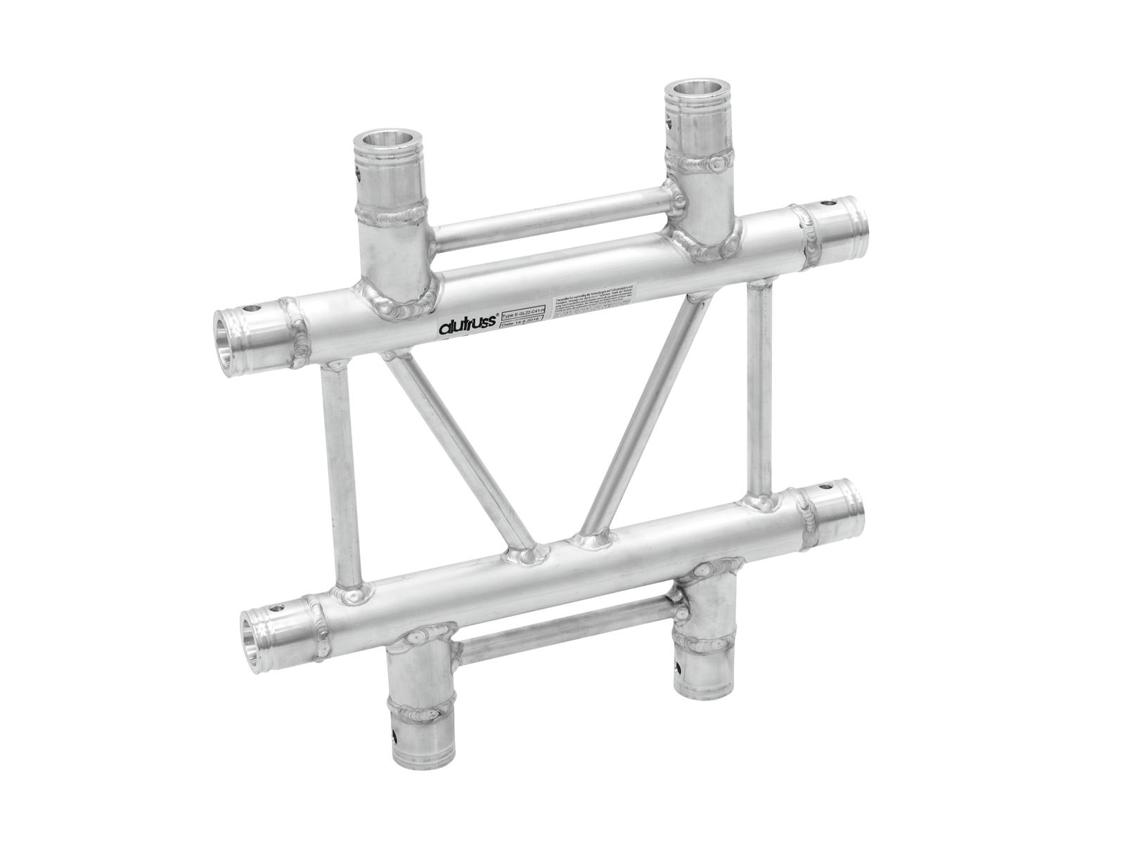 Bilock E-GL22 C41-H 4-Way Cross