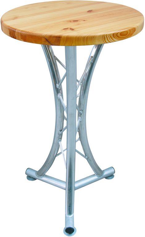 Image of Alutruss bistro stolek
