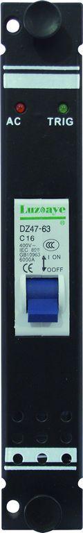 Fotografie Eurolite DPMX dimmer modul pro DPMX-1216