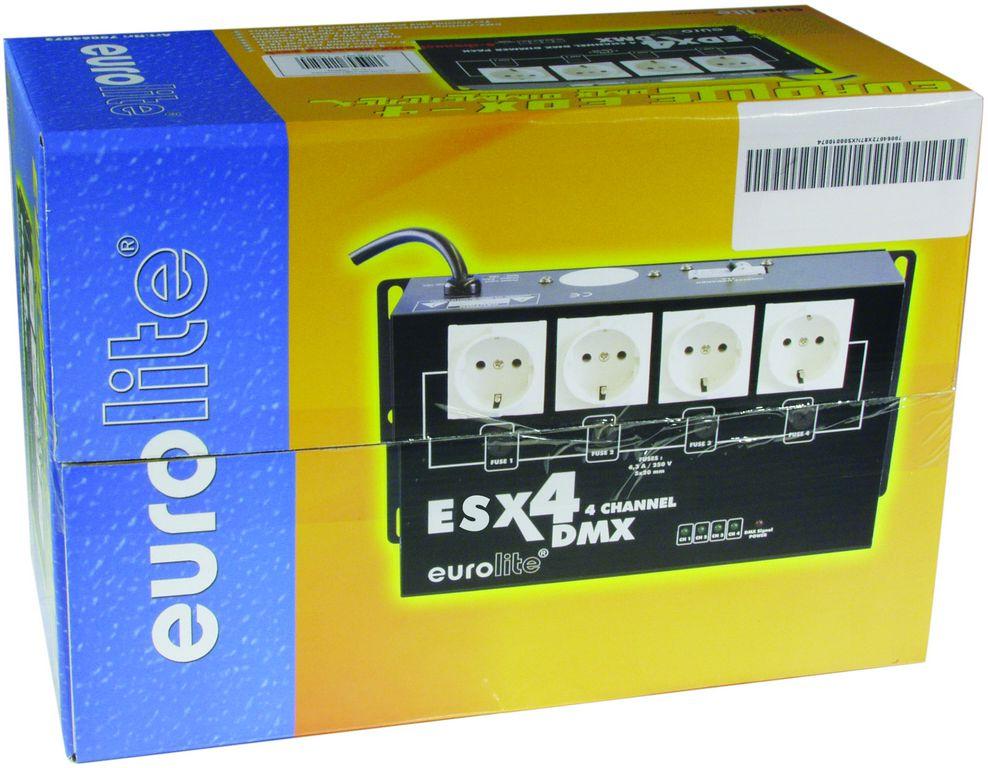 Eurolite ESX-4 DMX