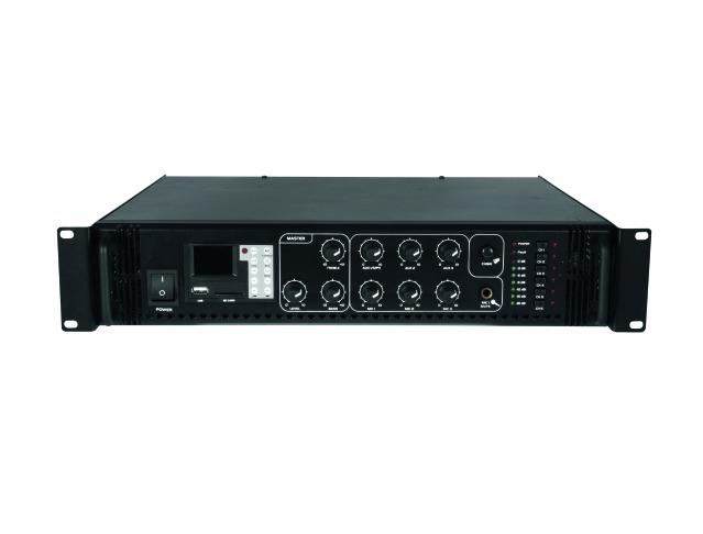 Omnitronic MPZ-650.6P PA zesilovač
