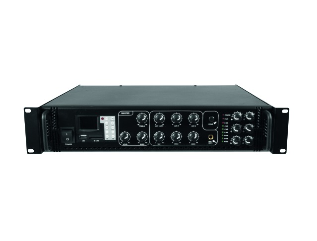 Omnitronic MPVZ-250.6P PA zesilovač
