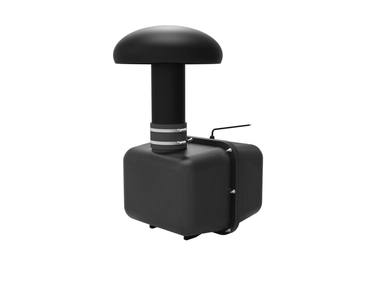 Omnitronic GSUB-8, 120W zahradní podzemní subwoofer