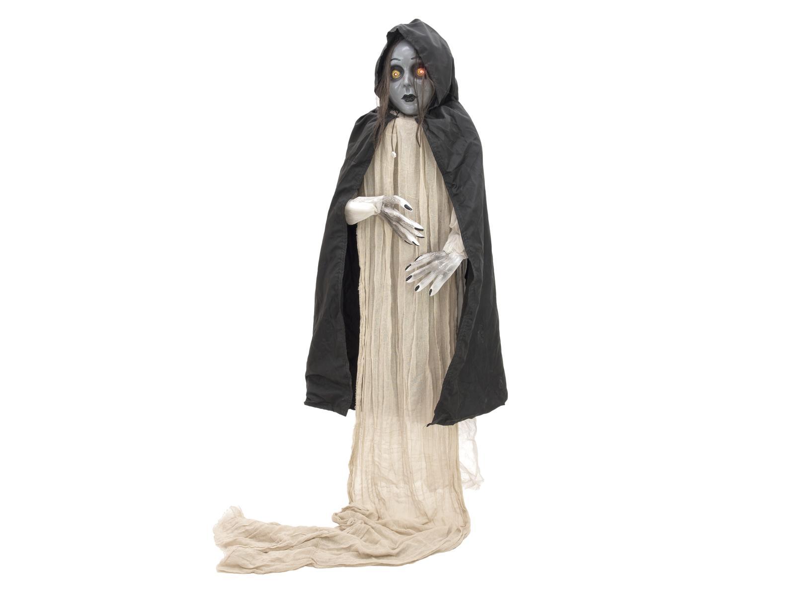 Halloween obří dívka, 275cm