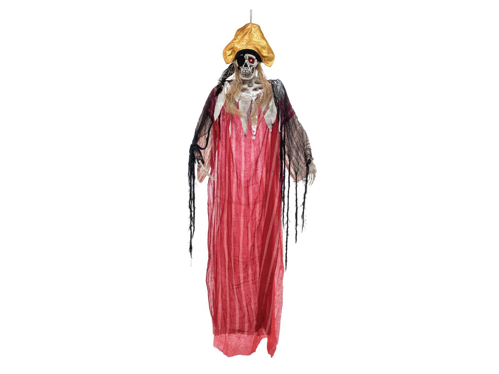 Halloween pirát, 170cm