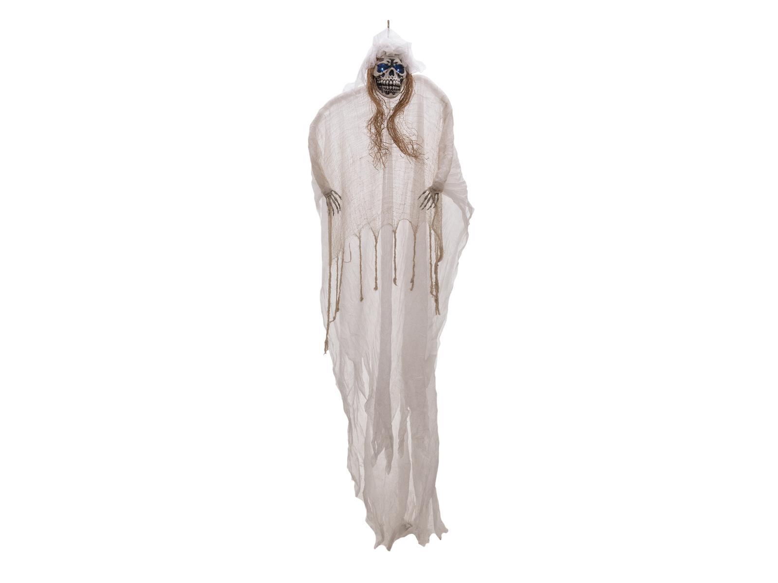 Halloween duch bílý XXL, 275cm