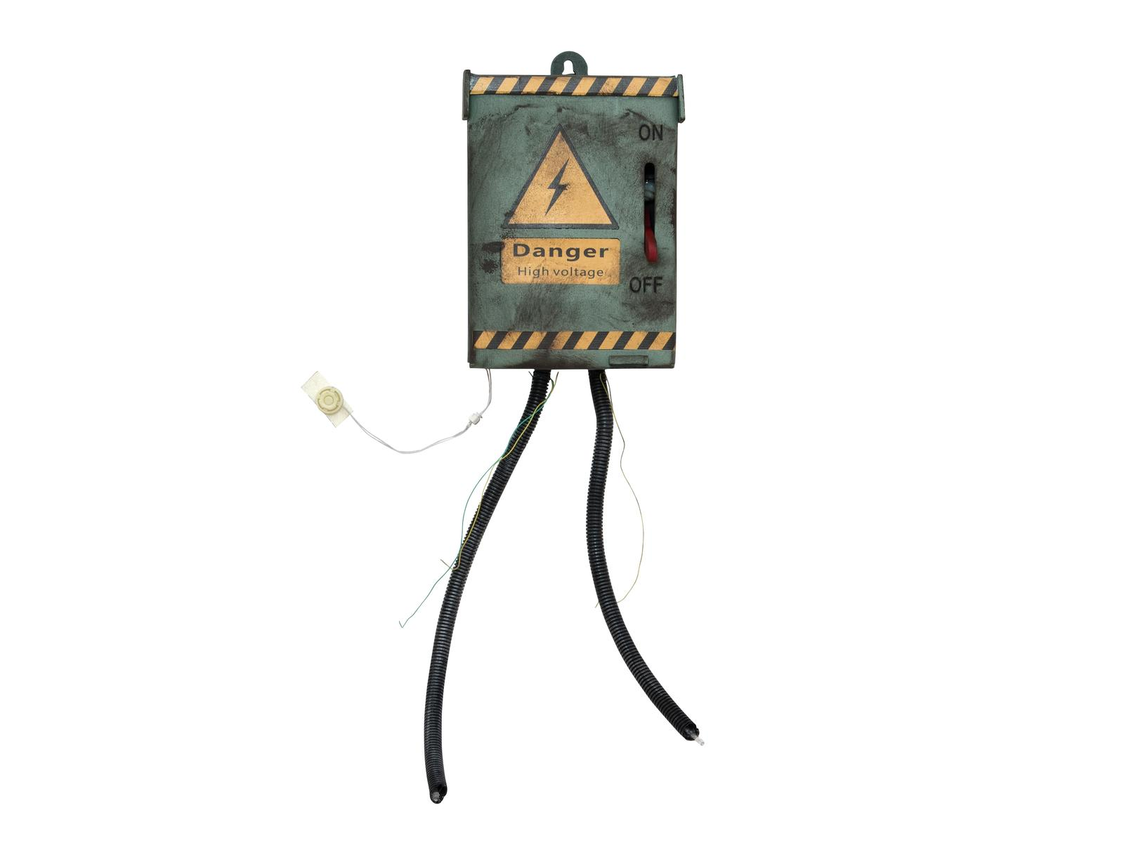 Halloween elektrický rozvaděč, 70cm