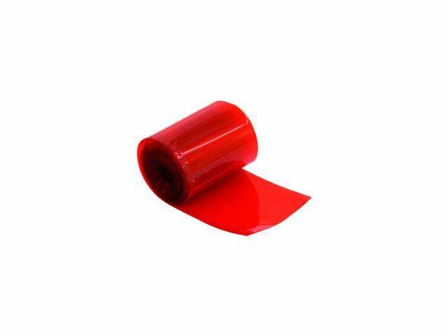 Fotografie C-filtr pro neónovou trubici T8 120 cm 008, tmavě lososově červený