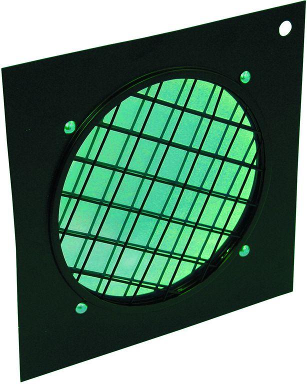 Dichrofiltr PAR 56 tyrkysový, černý rámeček