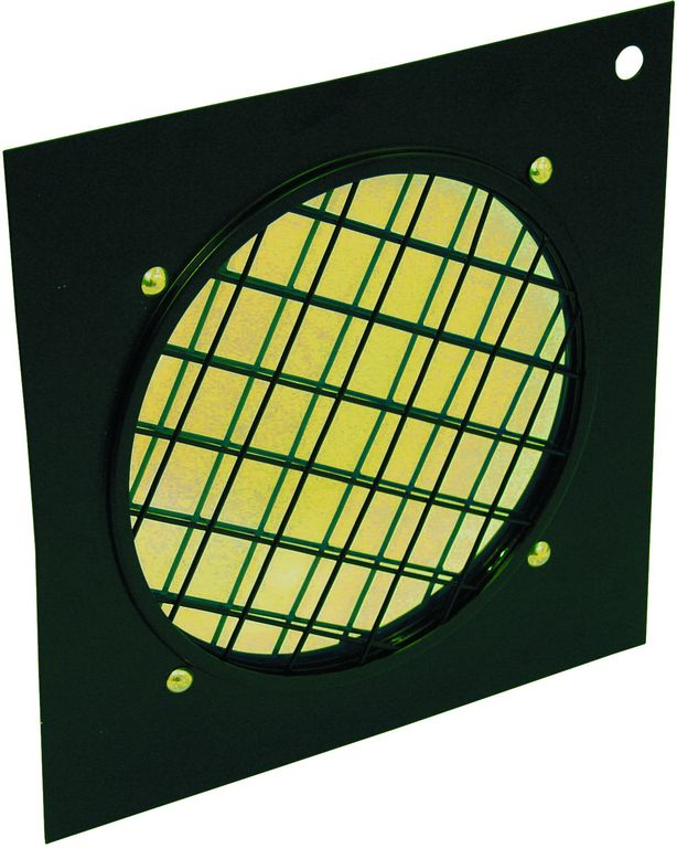 Dichrofiltr PAR 56 žlutý, černý rámeček