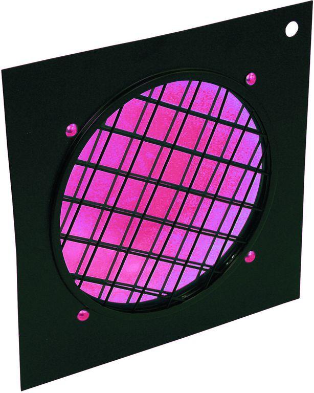 Dichrofiltr PAR 56 magenta, černý rámeček