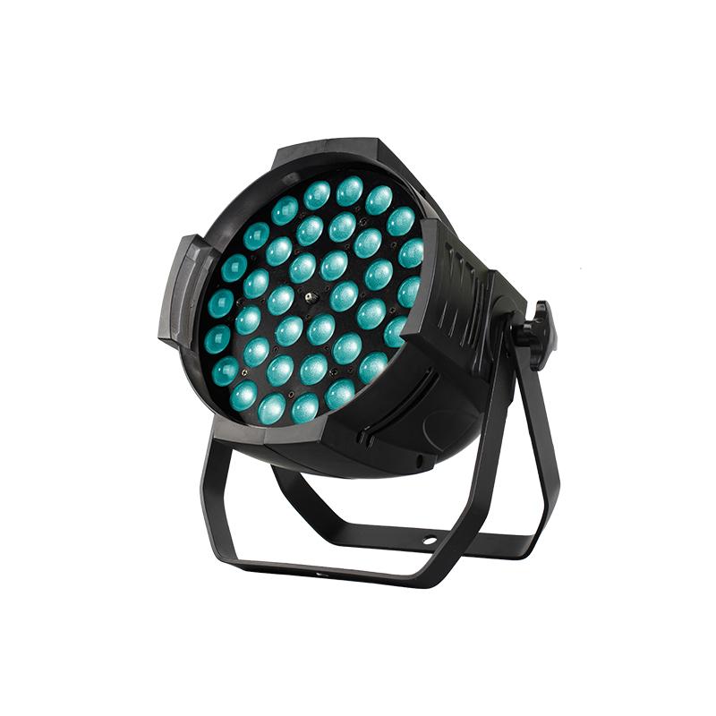 Fotografie Muvik LED PAR ZOOM 36x 18W HCL RGBAWUV